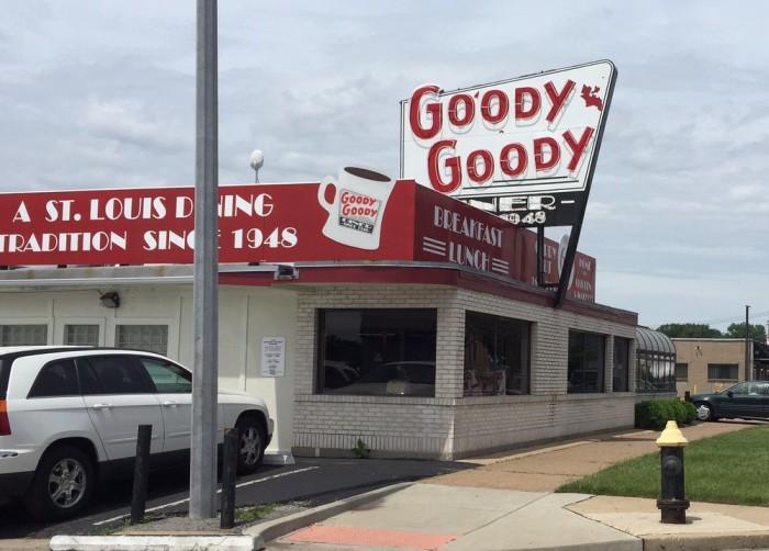 5.Goody Goody Diner, St. Louis