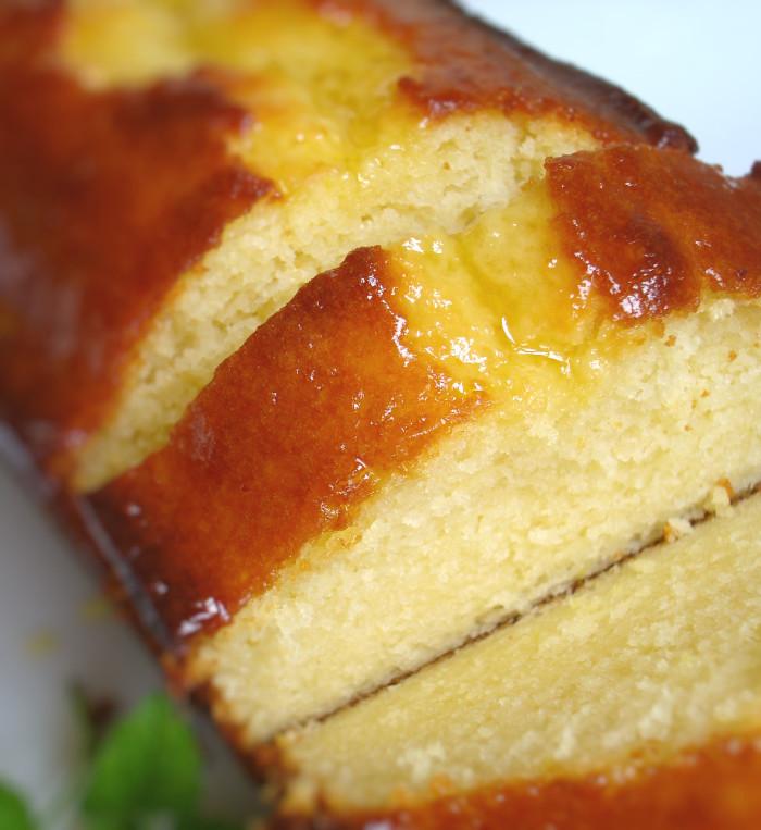 2. Pound Cake