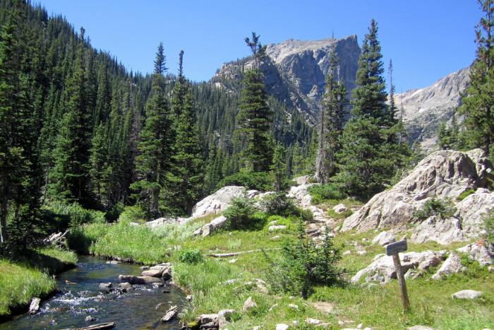 1. Rocky Mountain National Park