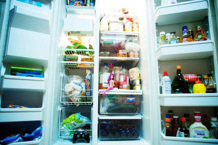 7. In 1805, the first practical refrigerator was invented in Baltimore.