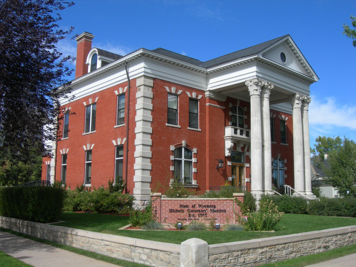 6. Historic Governor's Mansion