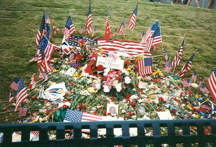 5. Centennial Olympic Park After the 1996 Atlanta Bombing