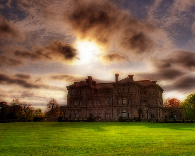 4. The Breakers Mansion, Newport