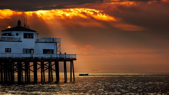 10. Malibu Pier