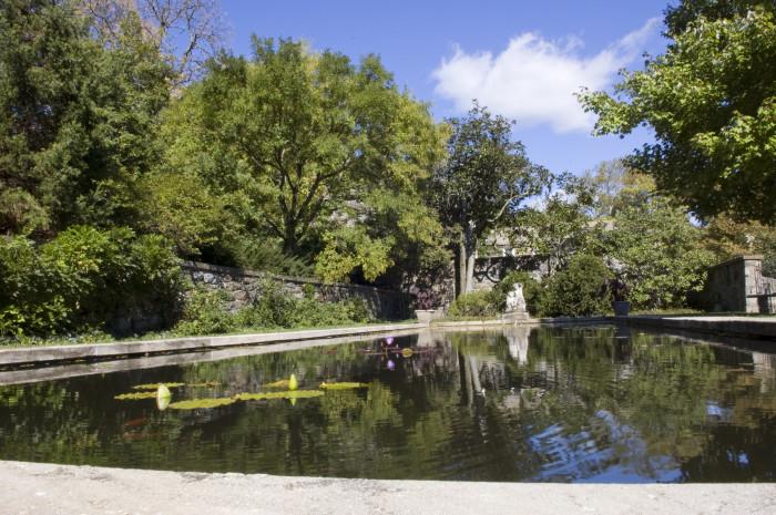 2. Marian Coffin Gardens at Gibraltar, Wilmington