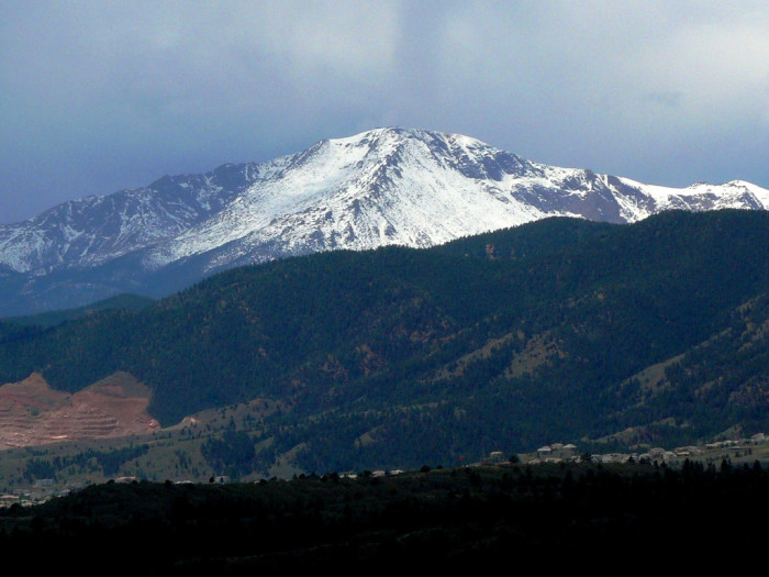 5. ...Pikes Peak Ski Resort...