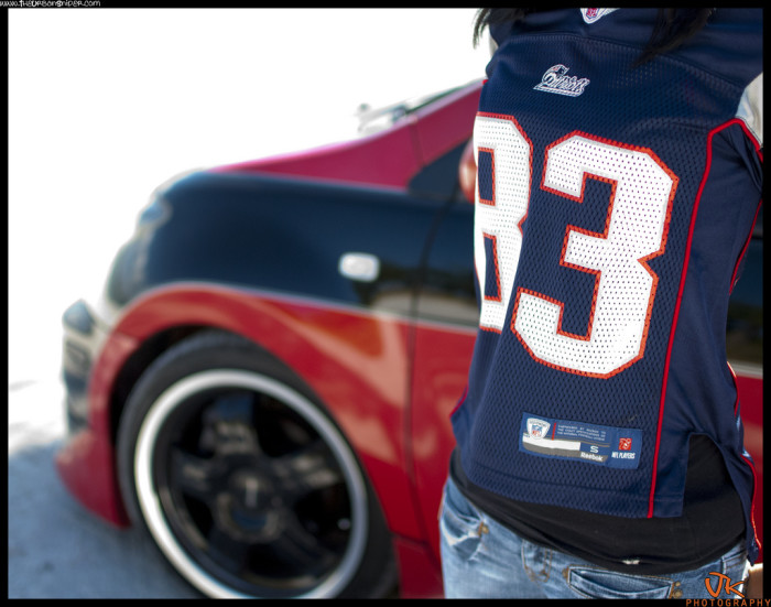 5. Sports jerseys in the laundry. Because that stuff gets worn on the regular, not just saved for game day.