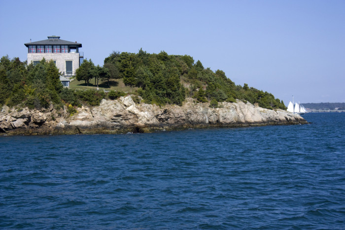 2. Fort Wetherill