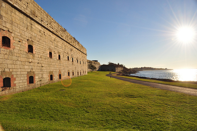 12. Fort Adams, Newport