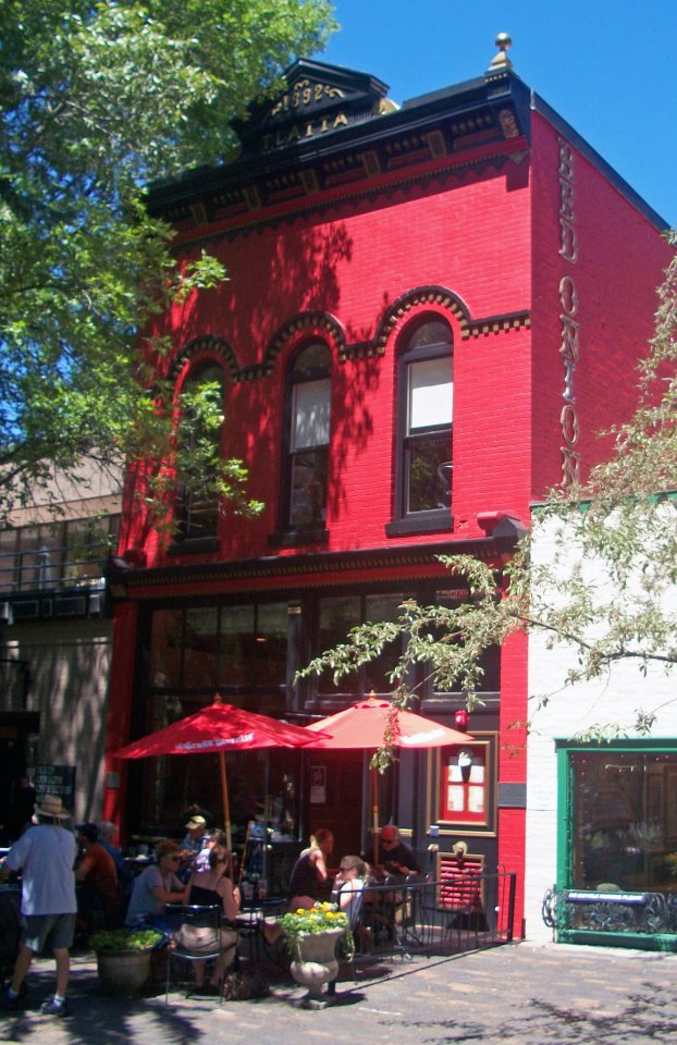 6. The Red Onion (Aspen)