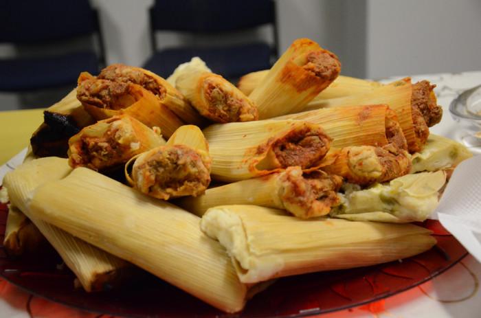 10. Tamales