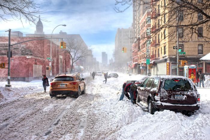 6. An Unpredictable Snow Storm