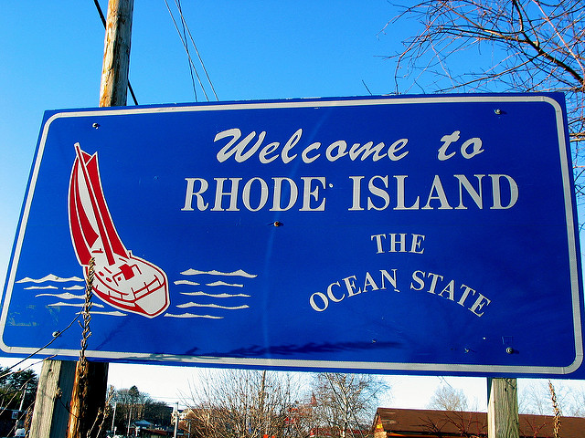 15. Does anyone ever leave Rhode Island?