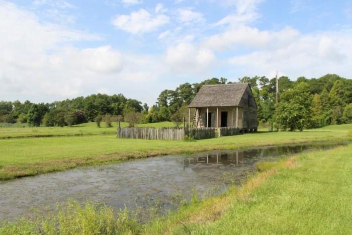 6. LSU Rural Life Museum, Baton Rouge