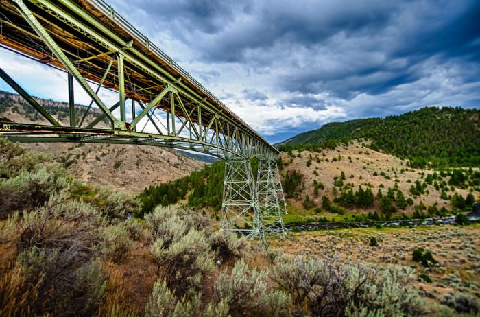 12. Sheep Eater Bridge