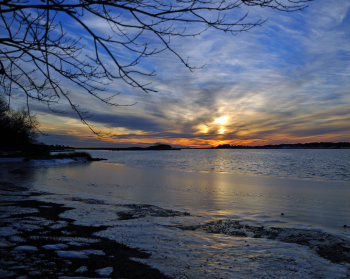 1. Bluff Point State Park, Groton