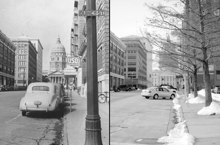 12. 9th and Quincy (Topeka, 1946)