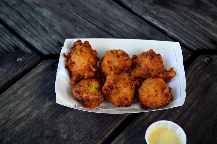 4. Conch Fritters