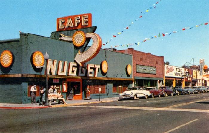 5. Nugget Cafe, Sparks, 1950s