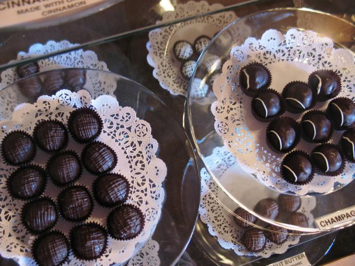 1. Meeteetse Chocolatier