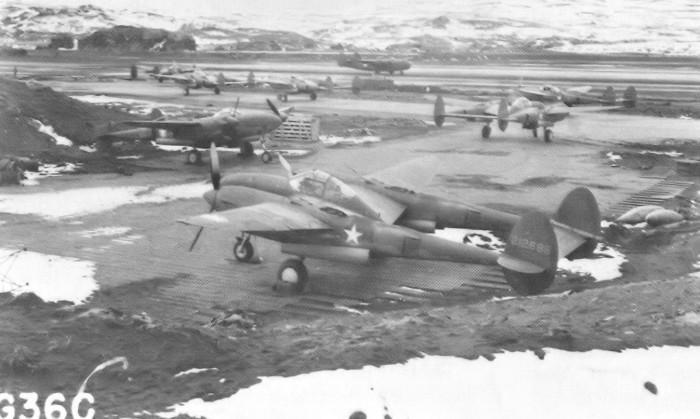 7. Naval Air Facility in Adak