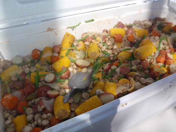 3. Crawfish boils.