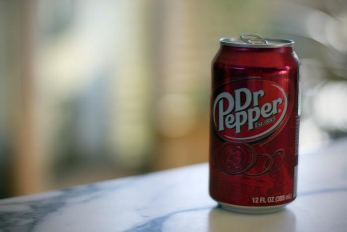 5. Dr Pepper