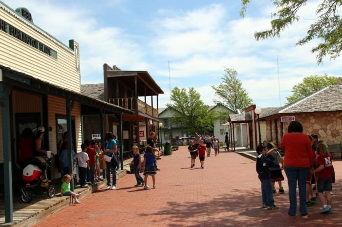 12. Old Town Museum (Burlington)