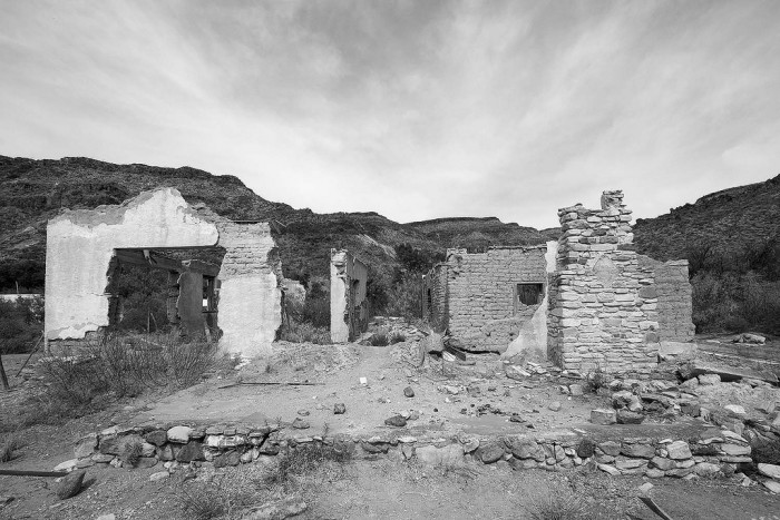 9 Historic Ruins In Texas
