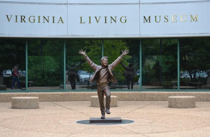 7. The Virginia Living Museum