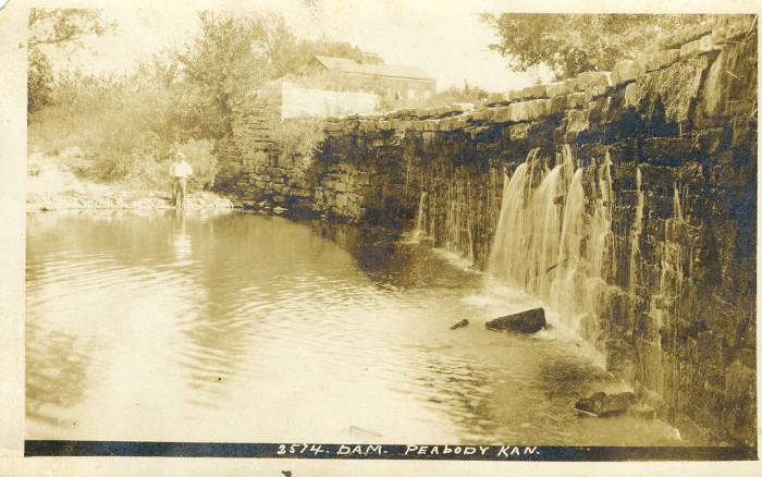 "1. ""Doyle Creek, Peabody, Kansas."" (1910)"