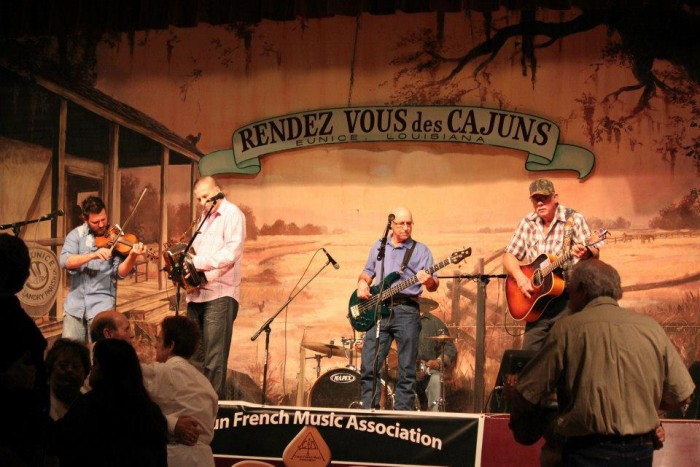 7. Stop by the Rendez-vous des Cajuns in Eunice