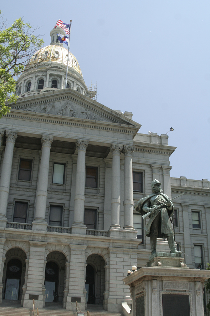 2. Colorado State Capitol (Denver)
