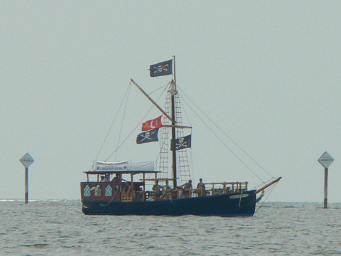 7. Pirates of Lewes Expeditions, Lewes