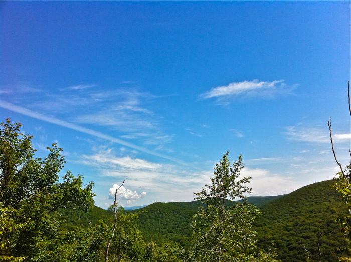 5. Breathe in the fresh air.