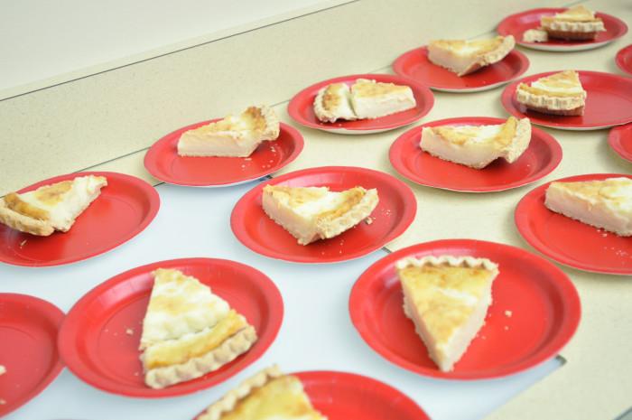 1. Sugar Cream Pie - IN