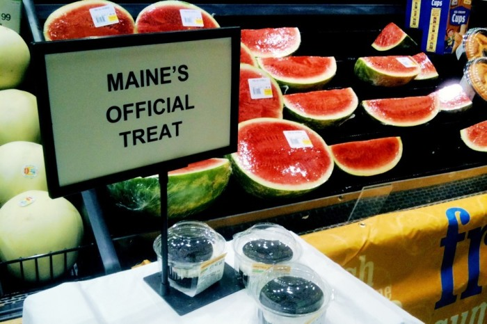 10. Maine has a state dessert AND a state treat!