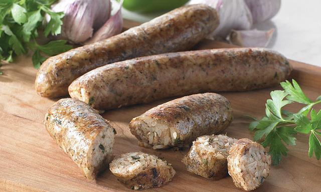 7. Boudin Sausage