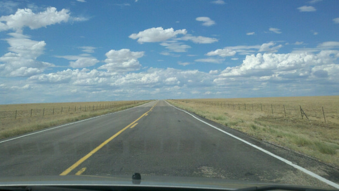 6.) ...as are the rolling Eastern Plains.