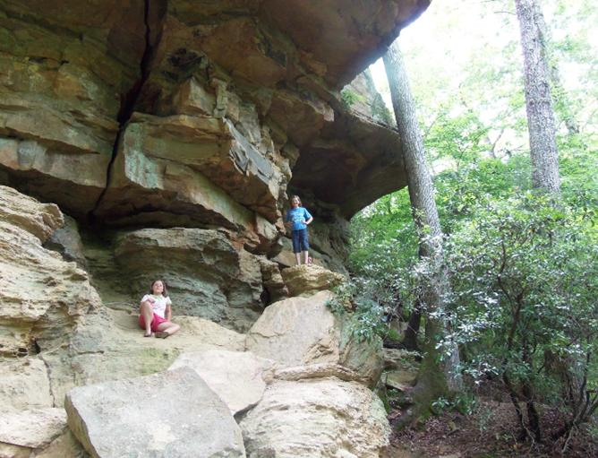 Tishomingo Is The Best State Park In Mississippi