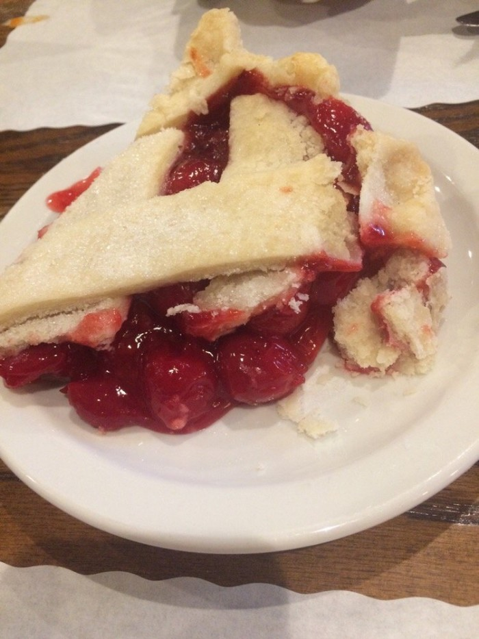 Just like Grandma's kitchen, Breitbach's makes everything fresh, and from scratch. Delicious homemade soups, salads, and pies are prepared fresh daily by the owners and the staff.