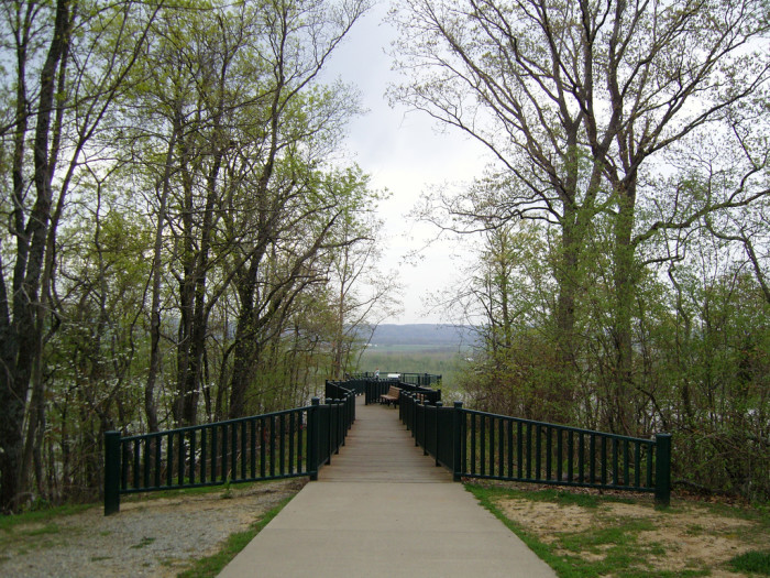 5.Trail of Tears State Park