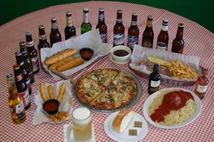 6.3. Calgaro's Family Pizzeria, Cole Camp