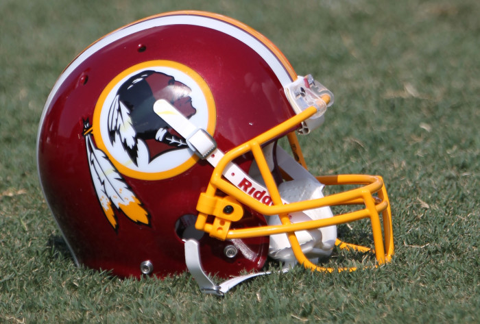 15. You are a loyal Redskins fan.