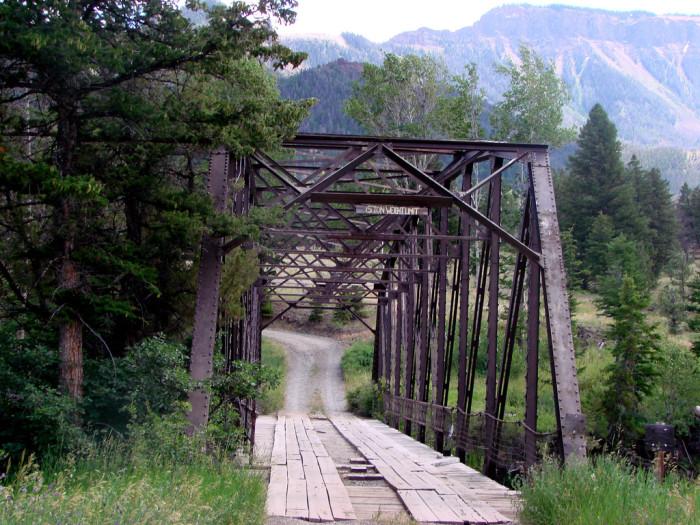 1. UXU Ranch Bridge