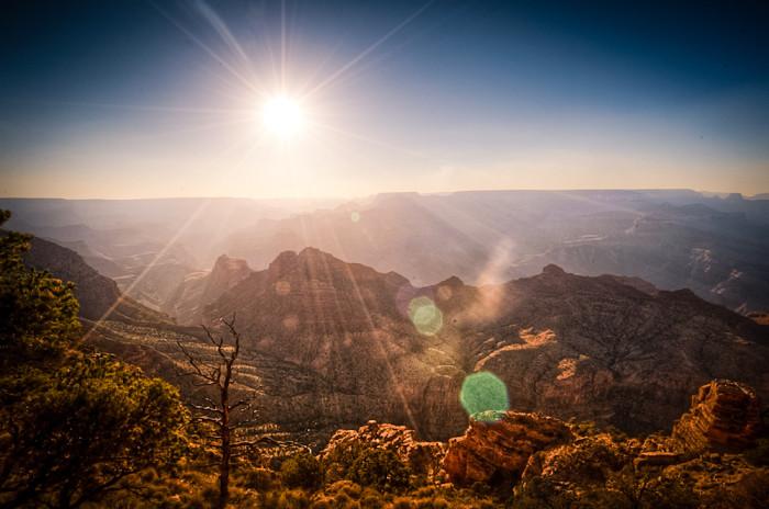 18. Arizona is, I think, a cinematographer's dream.