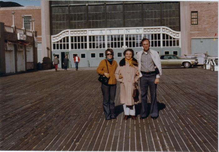 2. The Asbury Park Casino circa 1975.