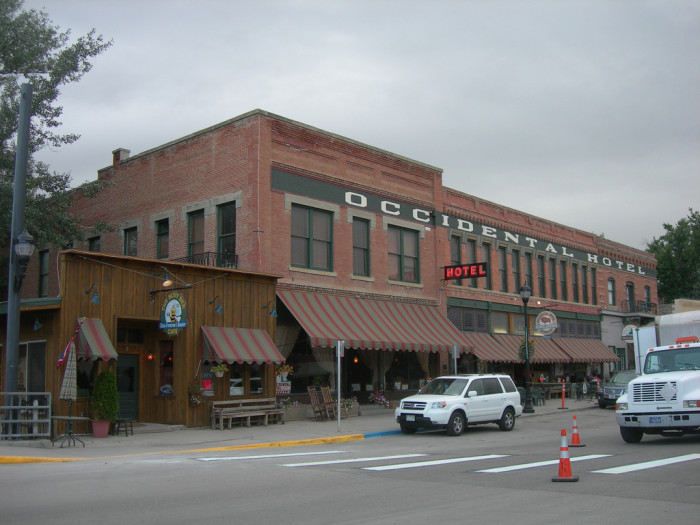 5. The Historic Occidental Hotel - Buffalo
