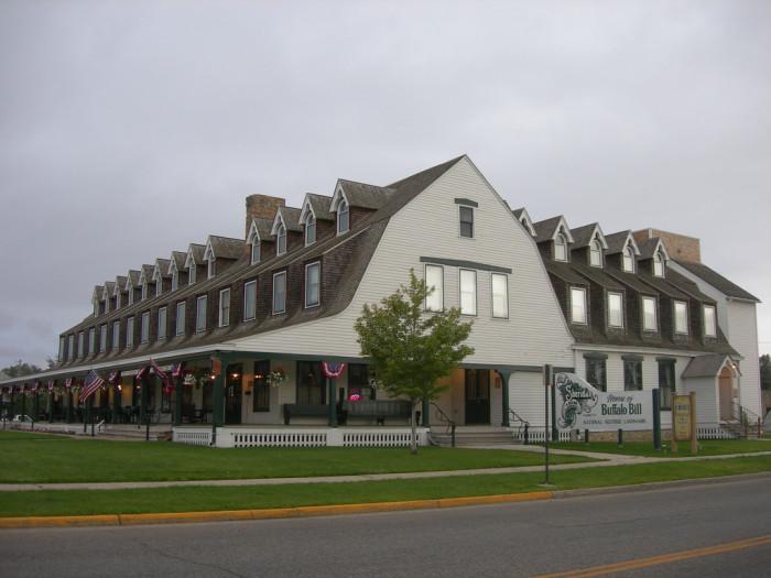 6. The Sheridan Inn