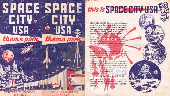 3. Space City USA Brochure - Huntsville, AL